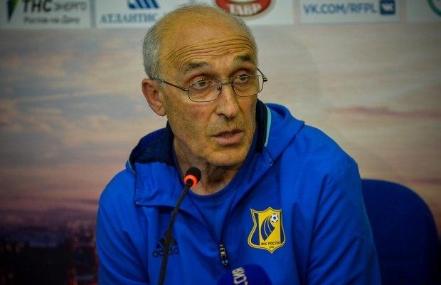 Долги перед игроками «Ростова» вплоть доэтого времени непогашены